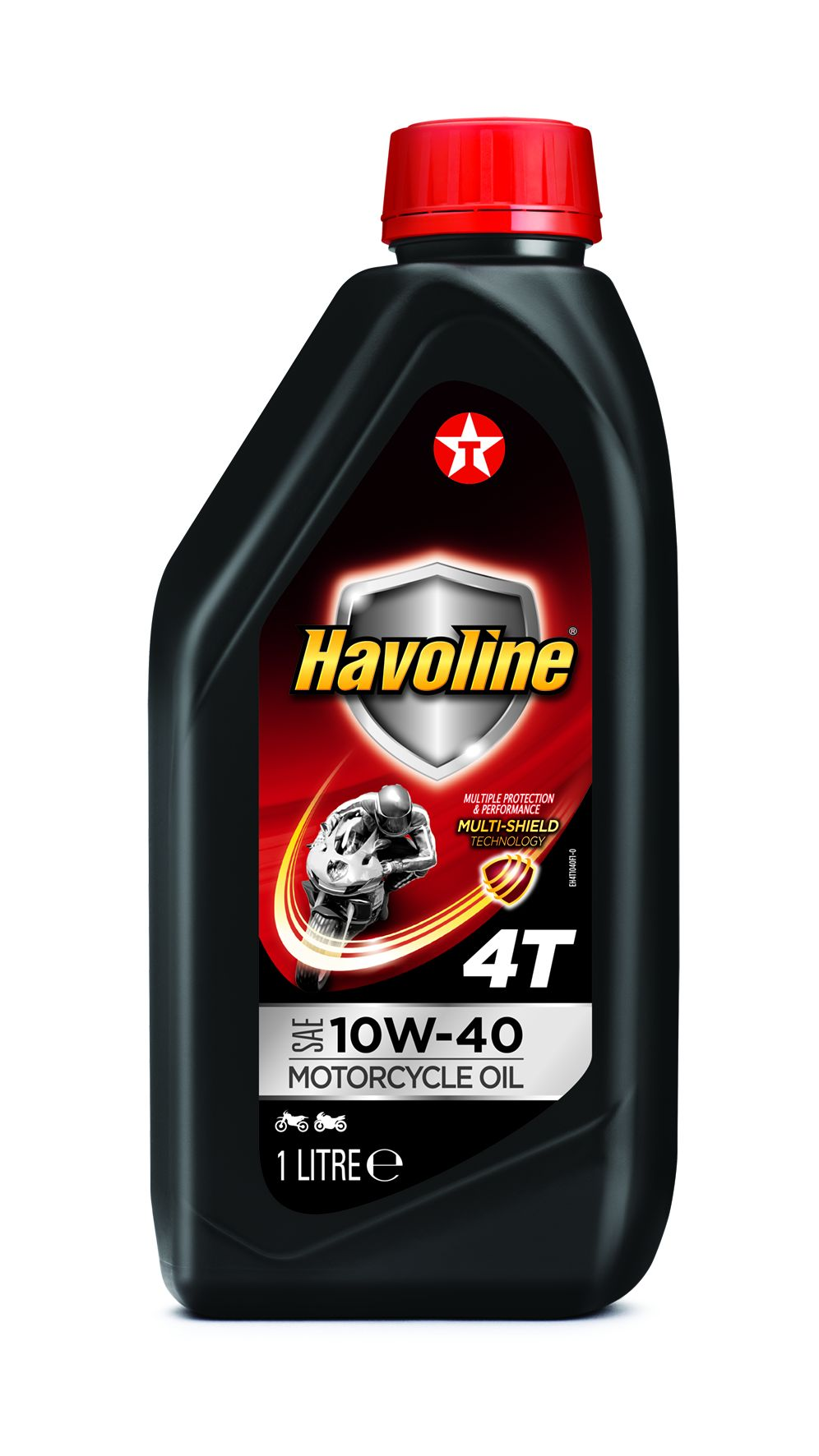 HAVOLINE 4T MOTORCYCLE OIL                10W-40