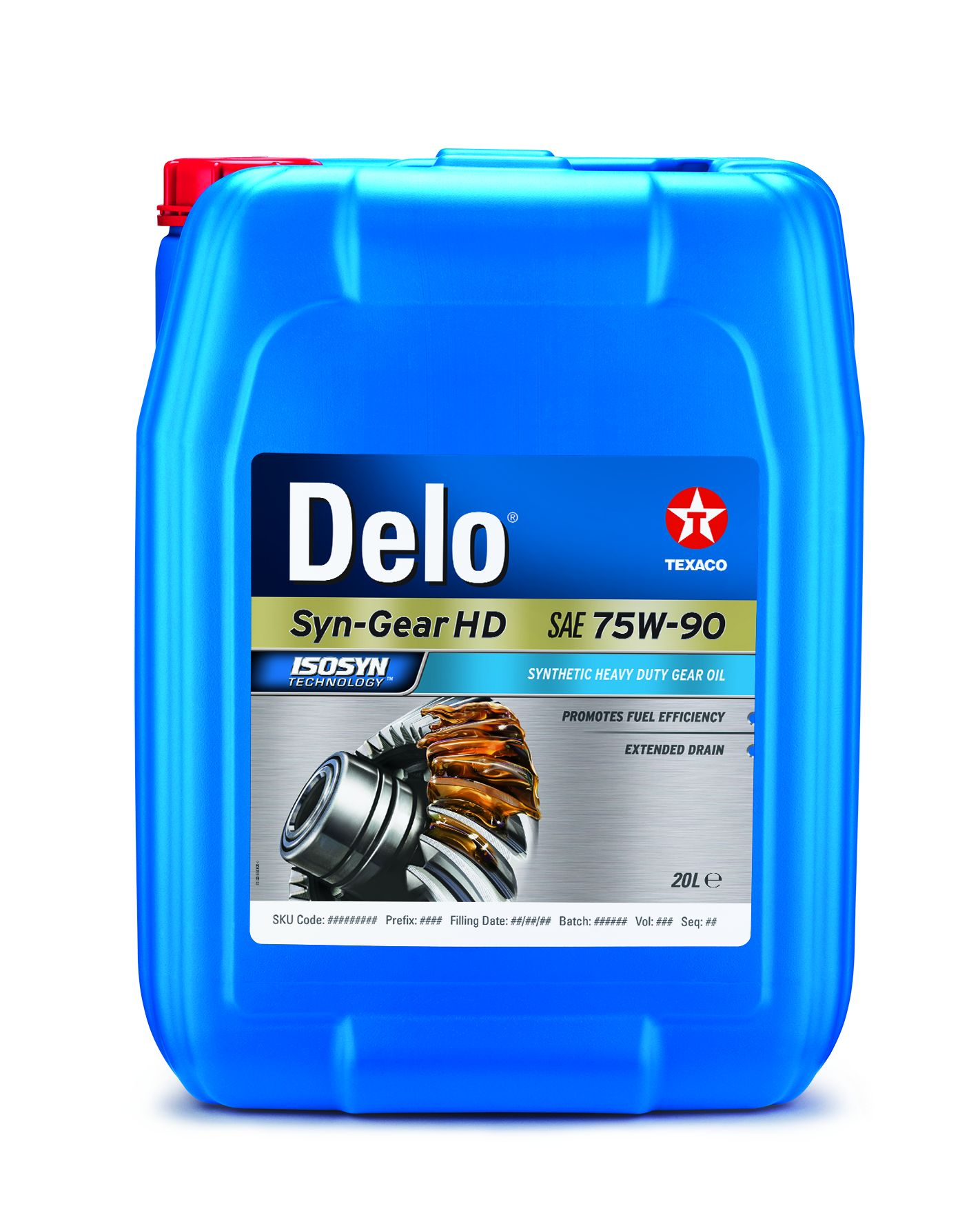DELO SYN-GEAR HD 75W-90